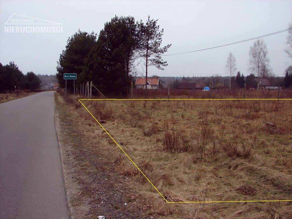 Działka budowlana na sprzedaż Ruś Mała, Ruś Mała  2000m2 Foto 4