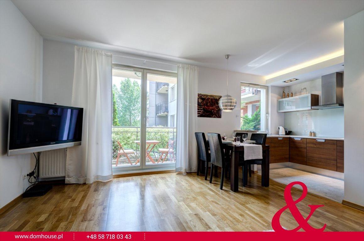 Mieszkanie dwupokojowe na wynajem Gdańsk, Śródmieście, Lastadia  51m2 Foto 2