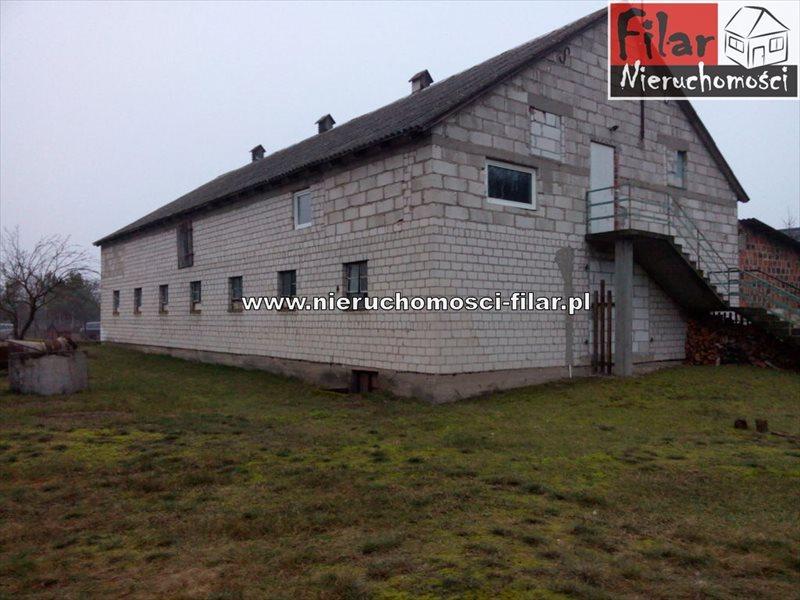 Lokal użytkowy na sprzedaż Brzoza  220m2 Foto 1