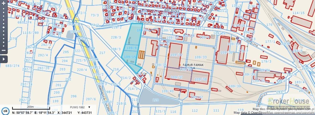 Działka przemysłowo-handlowa na sprzedaż Kluczbork  17967m2 Foto 2