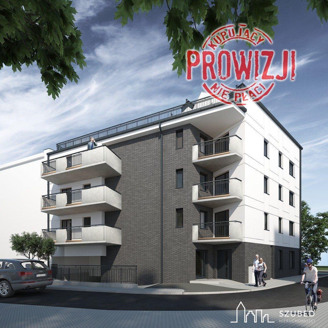 Mieszkanie dwupokojowe na sprzedaż Poznań, Łazarz  57m2 Foto 1
