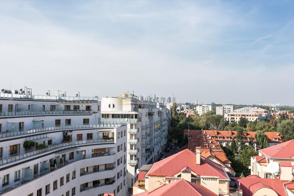 Mieszkanie czteropokojowe  na wynajem Warszawa, Mokotów, Jana Sobieskiego  200m2 Foto 13