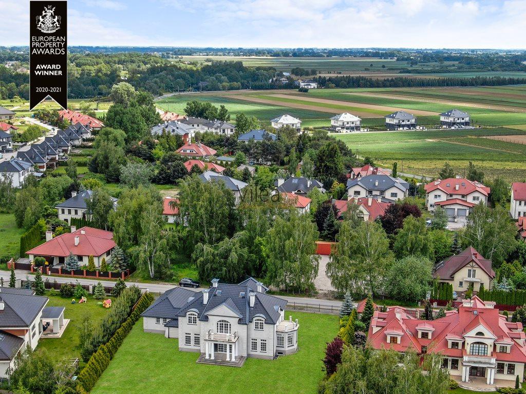 Dom na sprzedaż Warszawa, Wilanów  702m2 Foto 3