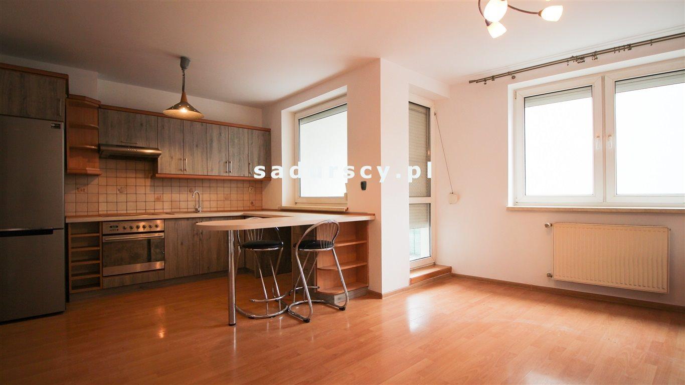 Mieszkanie dwupokojowe na sprzedaż Kraków, Dębniki, Ruczaj, Krokusowa  46m2 Foto 1