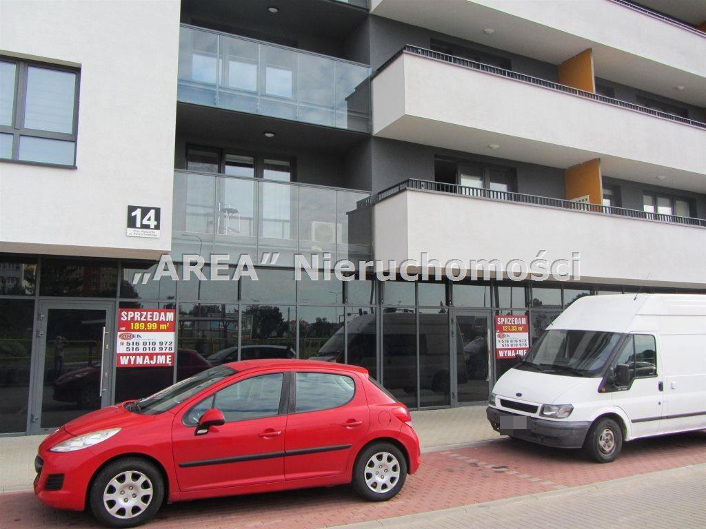 Lokal użytkowy na wynajem Białystok, Bema, Kaczorowskiego  121m2 Foto 3