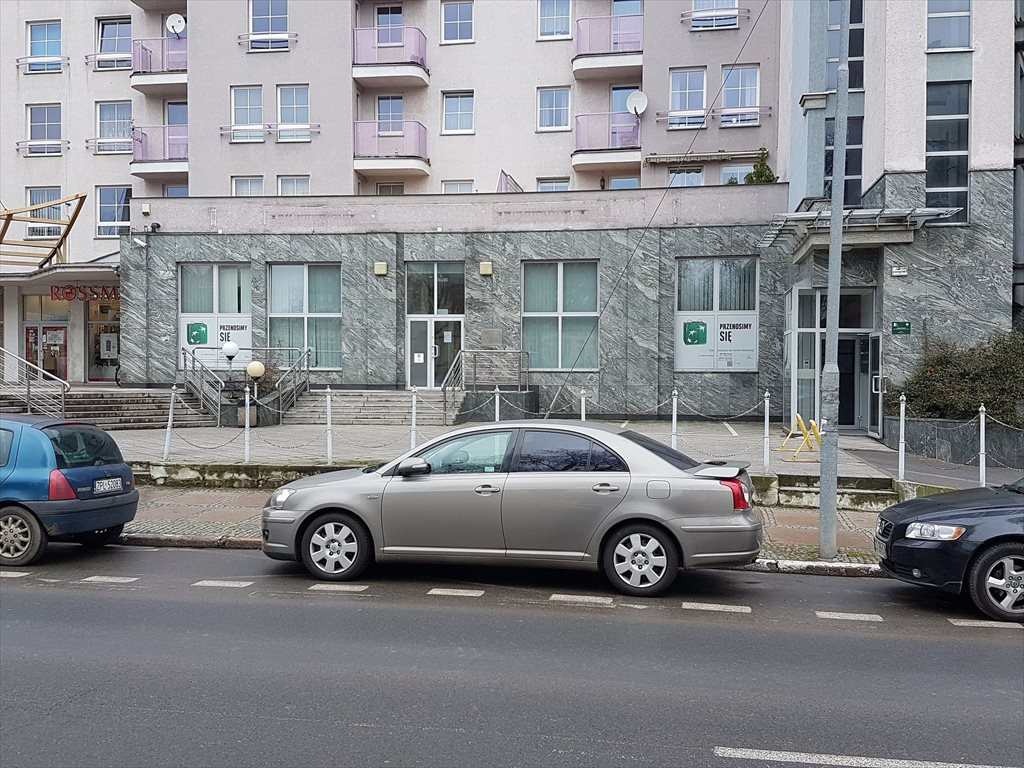 Lokal użytkowy na wynajem Szczecin, Centrum, Narutowicza 12/1  623m2 Foto 1