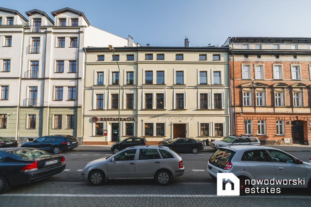Kawalerka na sprzedaż Kraków, Podgórze, Lwowska  57m2 Foto 12