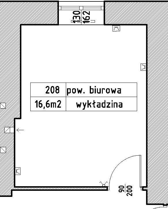 Lokal użytkowy na wynajem Warszawa, Śródmieście, Nowy Świat 49  17m2 Foto 2