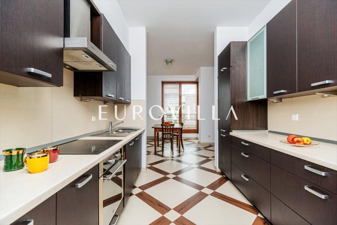 Mieszkanie trzypokojowe na wynajem Warszawa, Wilanów, Franciszka Klimczaka  122m2 Foto 4