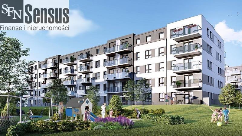 Mieszkanie dwupokojowe na sprzedaż Gdańsk, Pastelowa  36m2 Foto 1