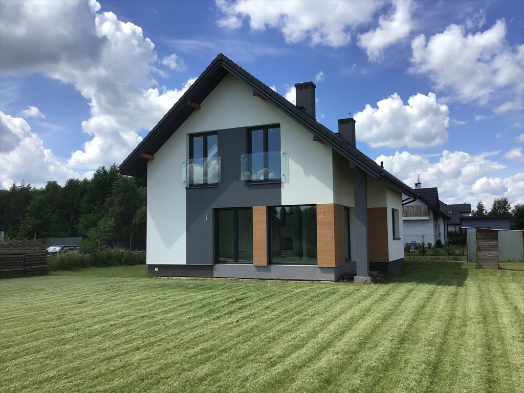 Dom na sprzedaż Jaktorów, Wołodyjowskiego  172m2 Foto 3