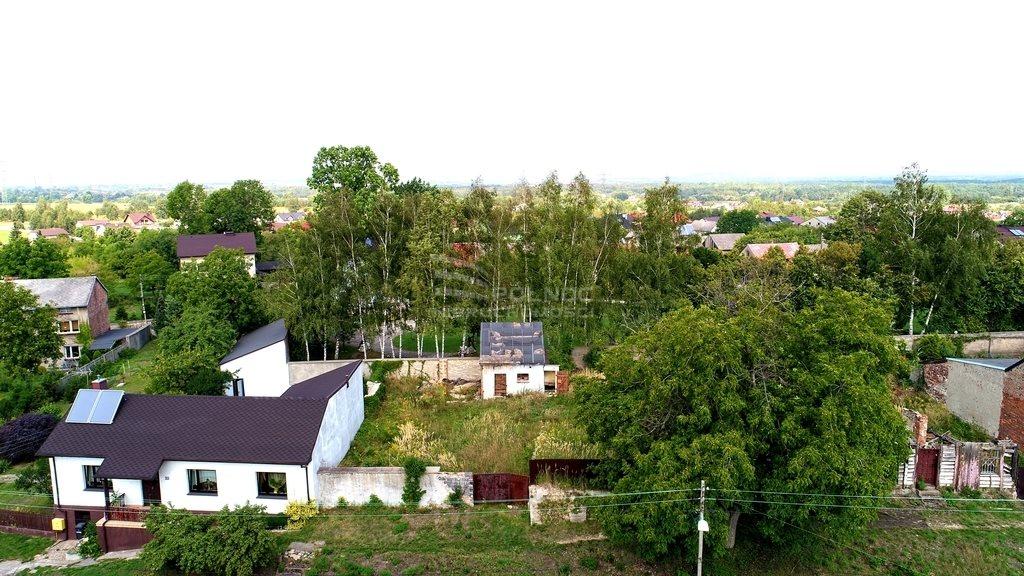 Działka budowlana na sprzedaż Myszków, Mrzygłód, Królowej Jadwigi  503m2 Foto 5