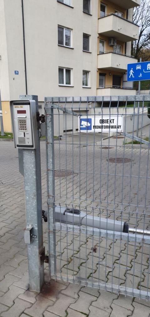 Garaż na sprzedaż Kraków, Prądnik Biały, Władysława Natansona  10m2 Foto 7