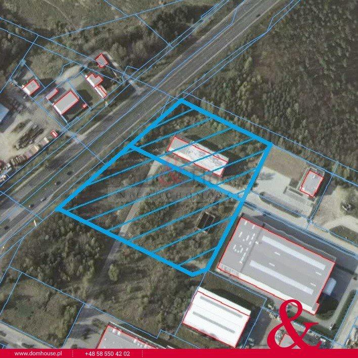 Działka przemysłowo-handlowa na sprzedaż Gdynia, Wielki Kack, Chwaszczyńska  17000m2 Foto 3