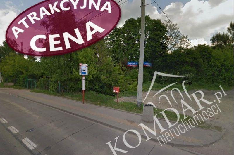 Działka budowlana na sprzedaż Warszawa, Praga-Południe, Olszynka Grochowska, Gontarska  1068m2 Foto 1