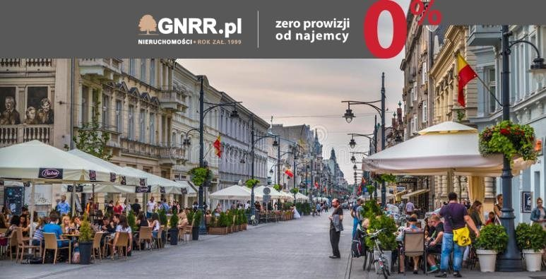 Lokal użytkowy na wynajem Łódź, Śródmieście, Piotrkowska 115/119  780m2 Foto 1