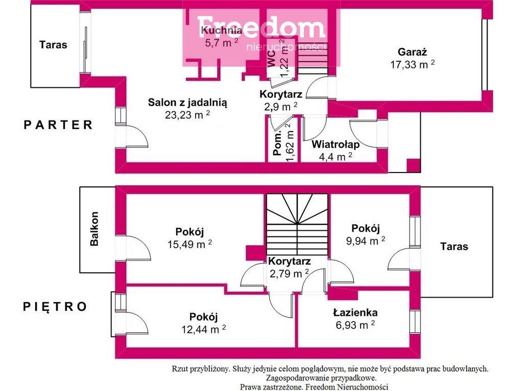 Dom na sprzedaż Września  111m2 Foto 9
