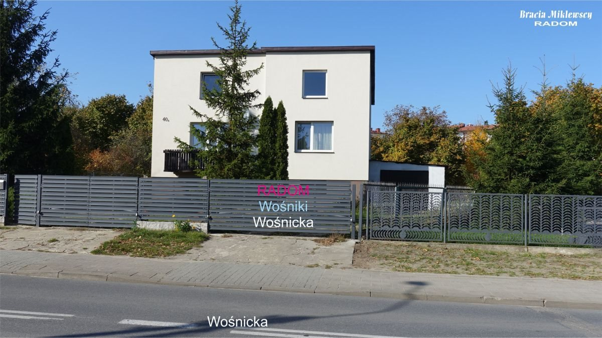 Dom na sprzedaż Radom, Wośniki, Wośnicka  100m2 Foto 1
