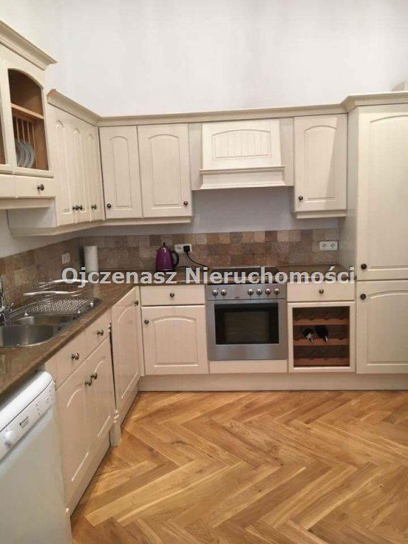 Mieszkanie trzypokojowe na wynajem Bydgoszcz, Centrum  127m2 Foto 6
