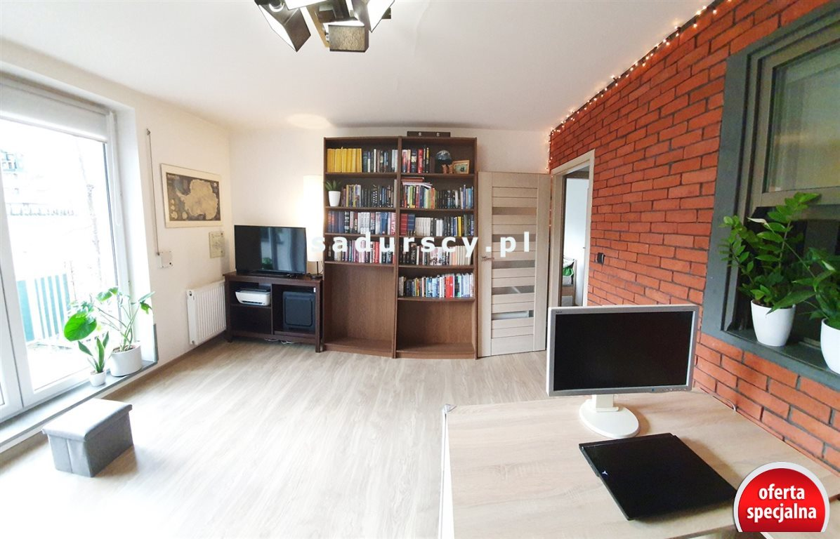 Mieszkanie dwupokojowe na sprzedaż Kraków, Dębniki, Ruczaj, Obozowa  47m2 Foto 2