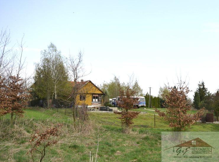 Działka budowlana na sprzedaż Sobiecin  819m2 Foto 4