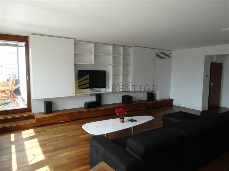 Mieszkanie trzypokojowe na wynajem Warszawa, Śródmieście, Meridian Residence  135m2 Foto 10