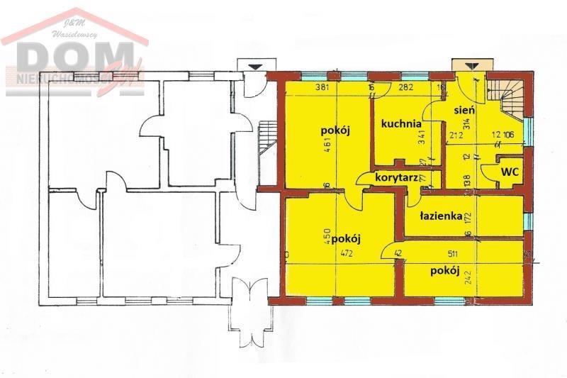 Mieszkanie trzypokojowe na sprzedaż Ostrowice, Jezioro, Kościół, Las, Przychodnia, Przystanek aut  106m2 Foto 5