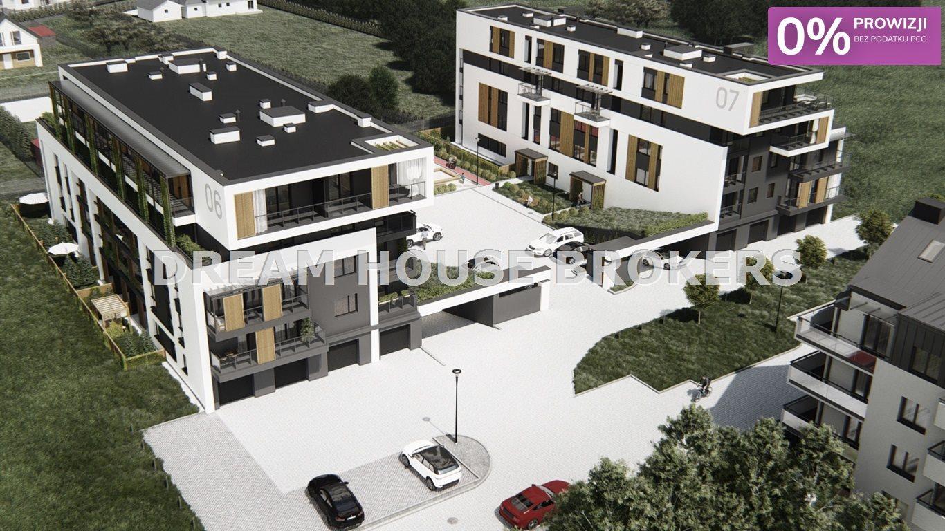Mieszkanie trzypokojowe na sprzedaż Rzeszów, Drabinianka, Makuszyńskiego  57m2 Foto 5