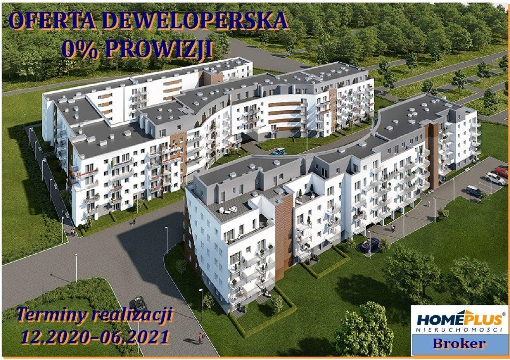 Mieszkanie dwupokojowe na sprzedaż Poznań, Chartowo, Chartowo, abp. Walentego Dymka  42m2 Foto 1