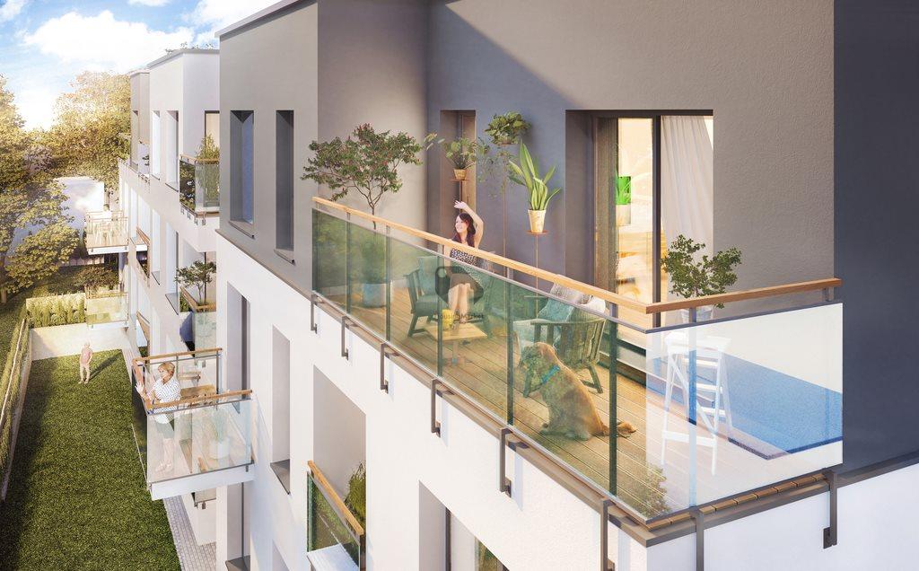 Mieszkanie trzypokojowe na sprzedaż Bydgoszcz, Wilczak, Dolina  76m2 Foto 1