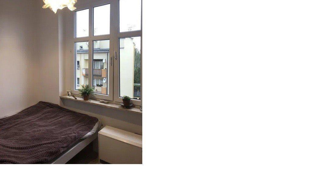Mieszkanie dwupokojowe na wynajem Gliwice, Centrum  46m2 Foto 3