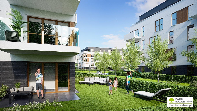 Mieszkanie trzypokojowe na sprzedaż Katowice, Kostuchna, Bażantów  61m2 Foto 2