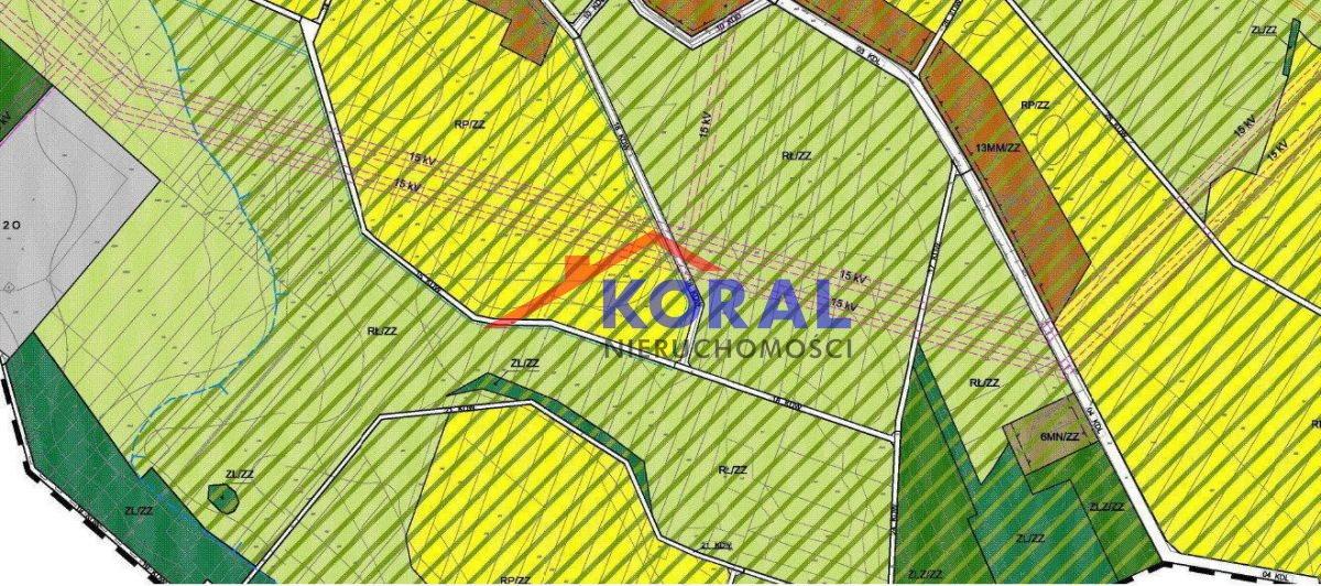 Działka leśna na sprzedaż Skrzypiów, Pińczów - Skrzypiów  10400m2 Foto 3