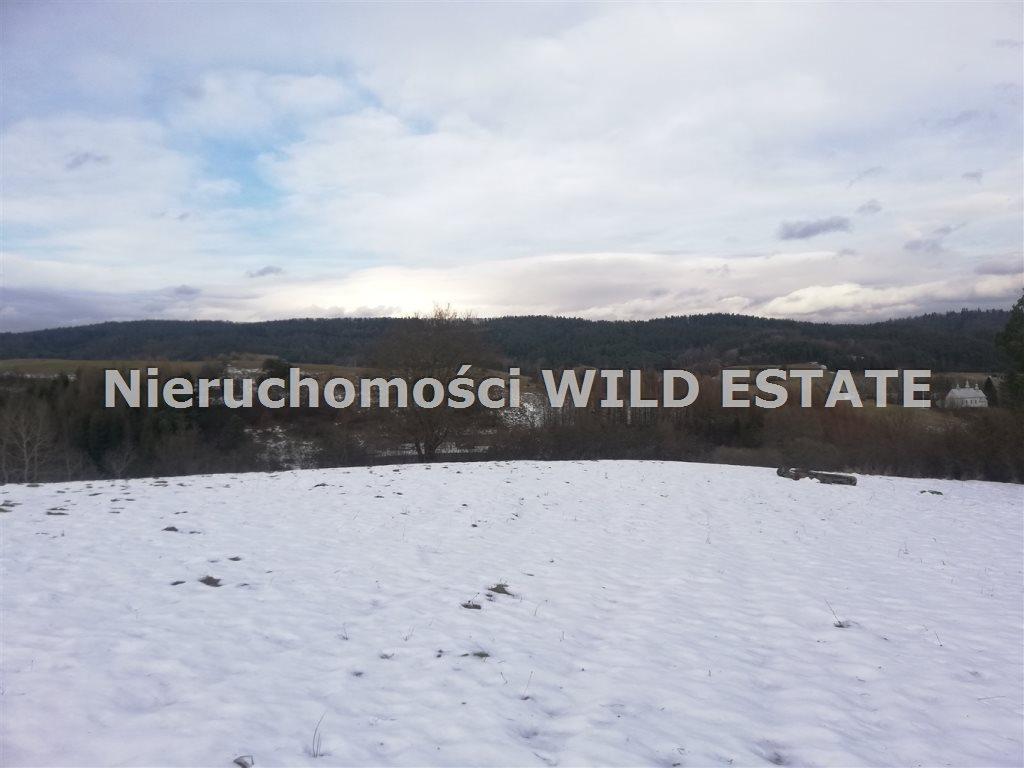 Działka rolna na sprzedaż Lesko, Dziurdziów  34742m2 Foto 1