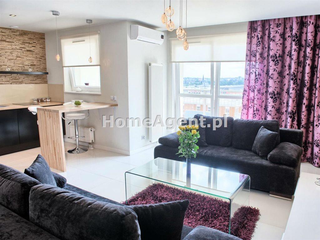 Mieszkanie dwupokojowe na sprzedaż Katowice, Dębowe Tarasy, Silesia City Center, Johna Baildona  73m2 Foto 3