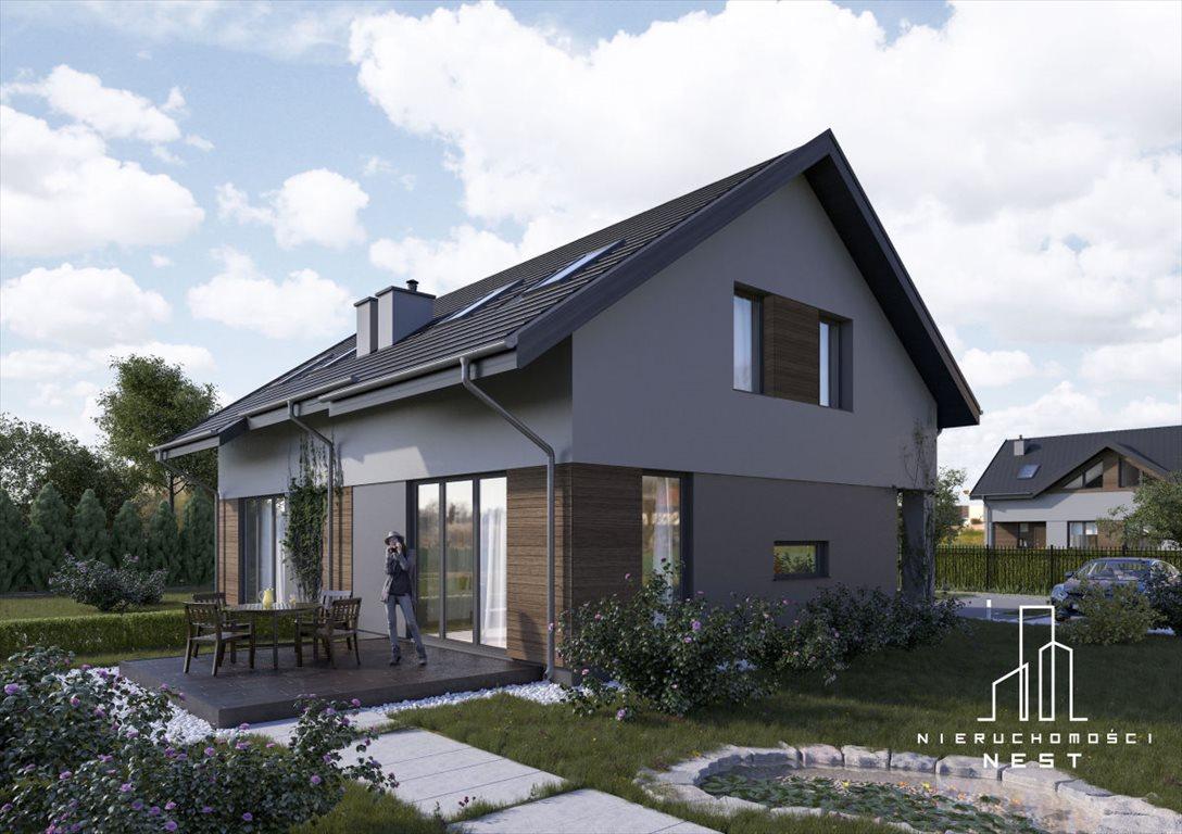 Dom na sprzedaż Kórnik, Domy z działką od 400m2 z POMPĄ CIEPŁA! BEZ KOSZTÓW  90m2 Foto 3