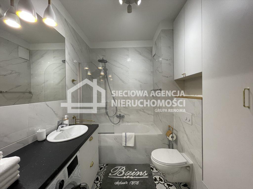 Mieszkanie dwupokojowe na wynajem Gdynia, Śródmieście, Węglowa  46m2 Foto 9