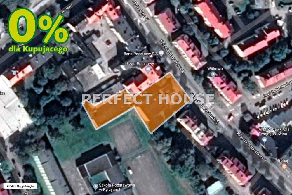 Lokal użytkowy na sprzedaż Pyrzyce  1490m2 Foto 3