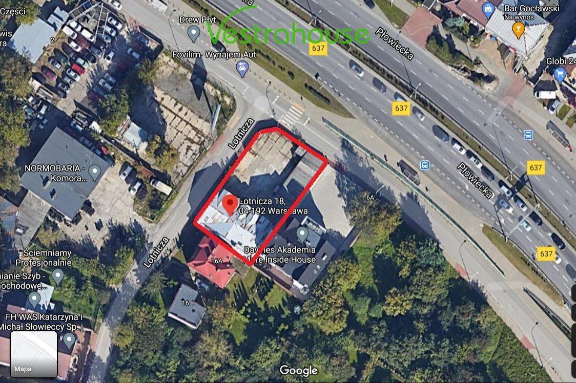 Lokal użytkowy na wynajem Warszawa, Praga-Południe  725m2 Foto 1