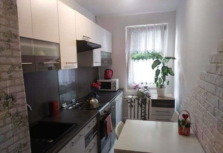 Mieszkanie dwupokojowe na sprzedaż Tychy, Paprocany  49m2 Foto 1