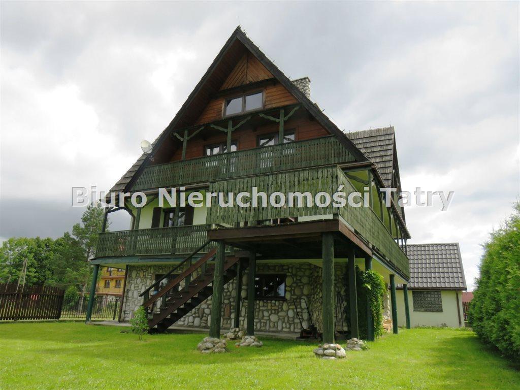 Dom na sprzedaż Kościelisko  320m2 Foto 1