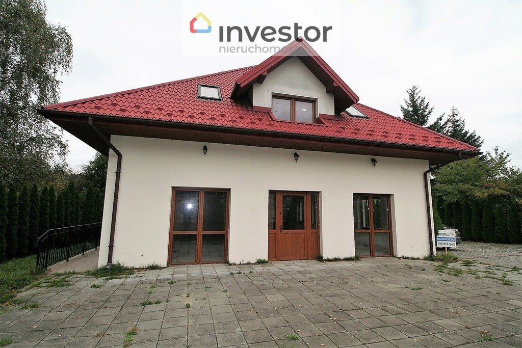 Lokal użytkowy na sprzedaż Zgłobice  750m2 Foto 4