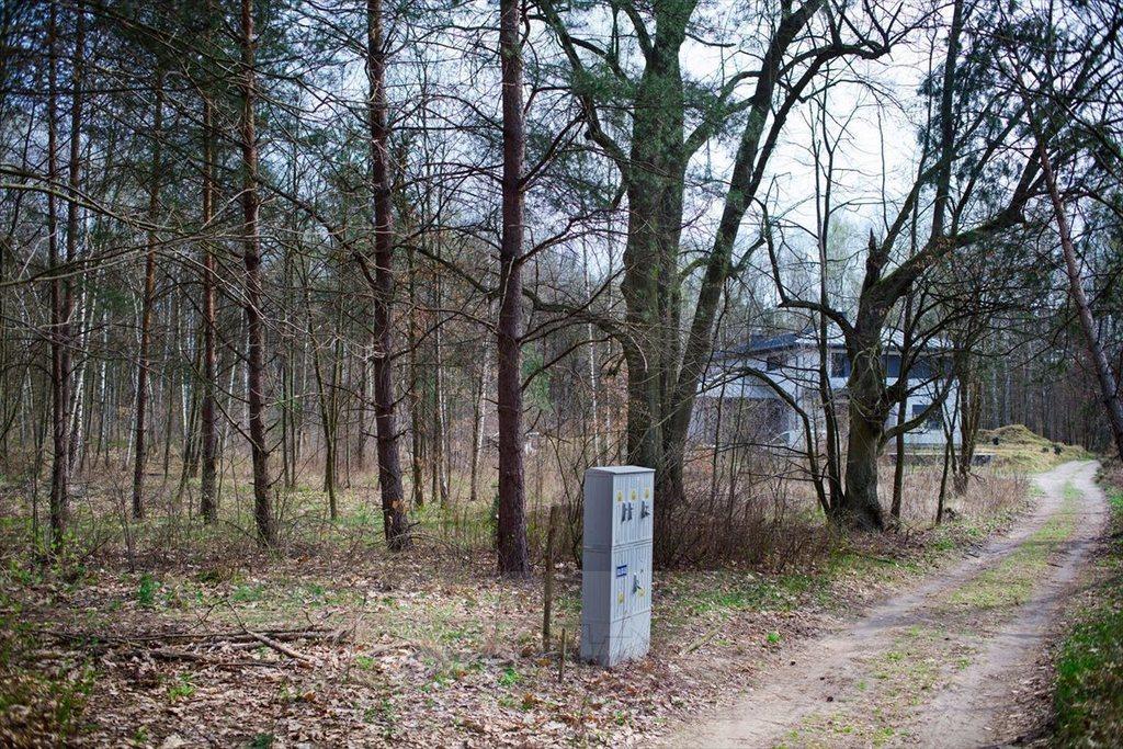 Działka leśna na sprzedaż Warszawa, Wawer  4135m2 Foto 1