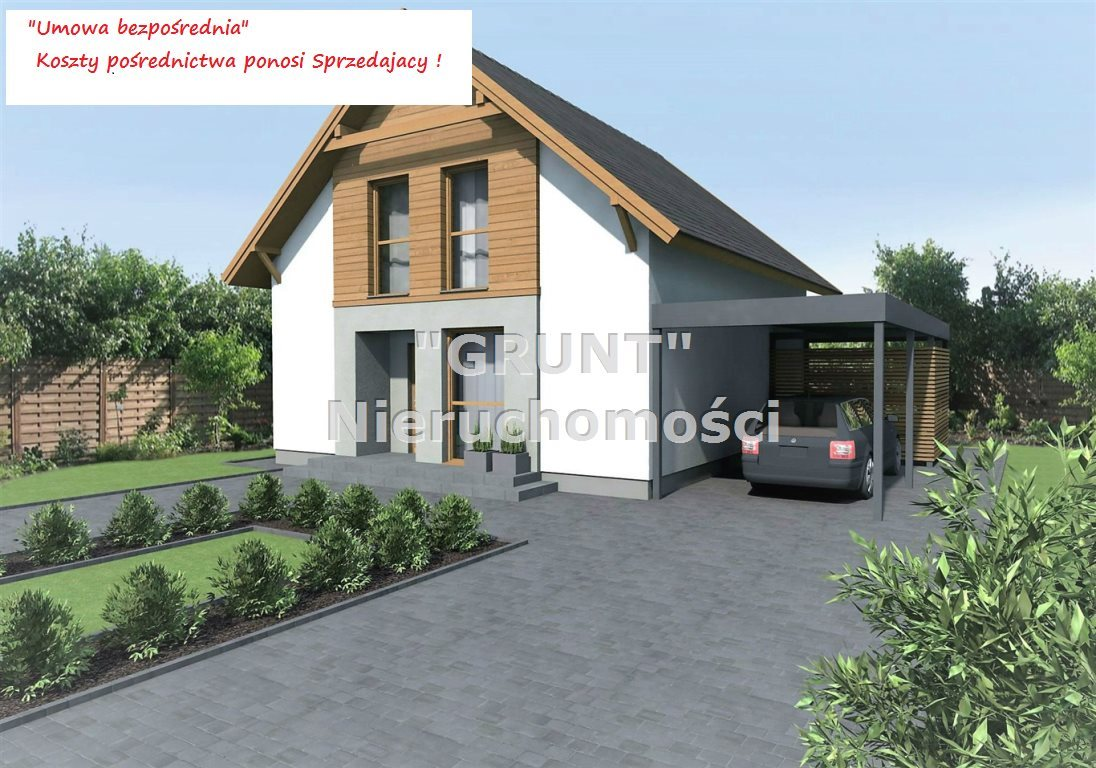Dom na sprzedaż Cyk  119m2 Foto 1