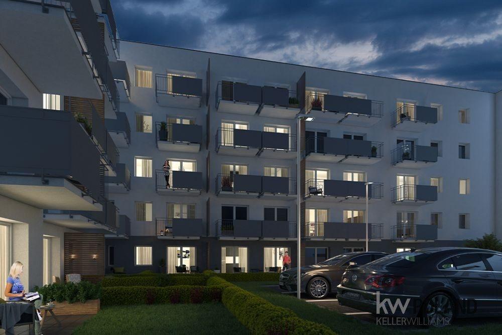 Mieszkanie trzypokojowe na sprzedaż Poznań, Nowe Miasto, abpa Walentego Dymka  50m2 Foto 4