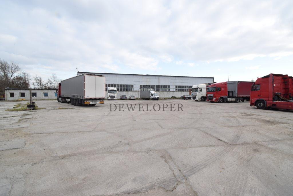 Działka przemysłowo-handlowa pod dzierżawę Katowice, Burowiec  6500m2 Foto 4