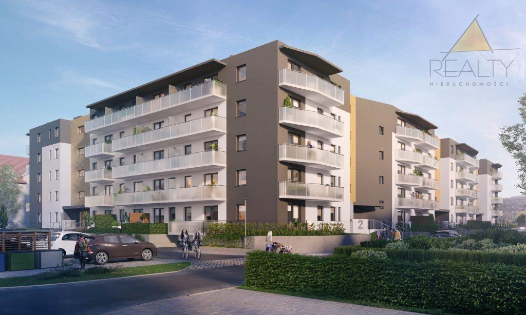 Mieszkanie dwupokojowe na sprzedaż Leszno, Ogrody  56m2 Foto 4