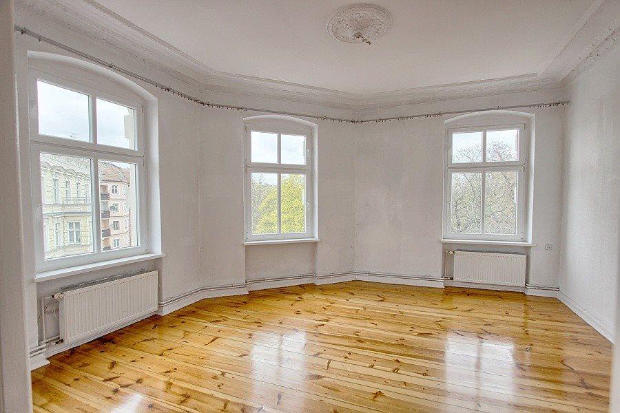 Mieszkanie czteropokojowe  na sprzedaż Szczecin, Centrum, STANISŁAWA WIĘCKOWSKIEGO  128m2 Foto 1