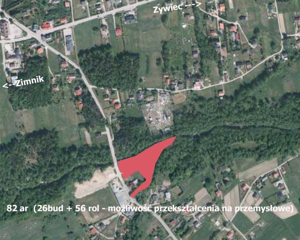 Działka budowlana na sprzedaż Lipowa  8200m2 Foto 1
