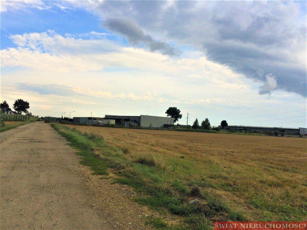 Działka przemysłowo-handlowa na sprzedaż Suchy Dwór  45421m2 Foto 4